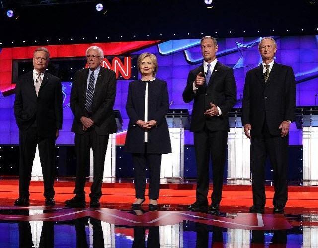 2015-10-13 Democratic Candidates